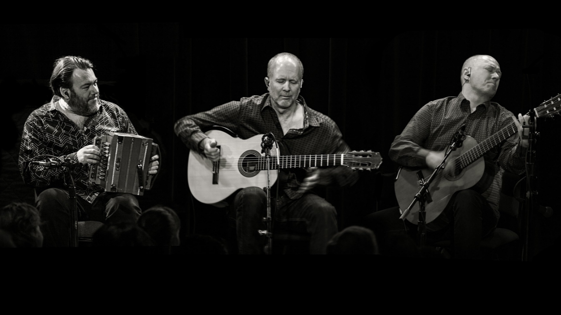 Série Prestige : MG3 - Montreal Guitar Trio