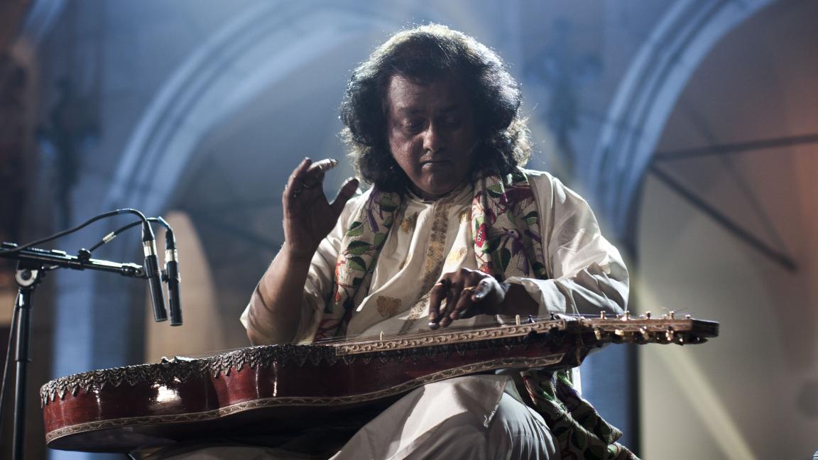 INDIAN SLIDE GUITAR
