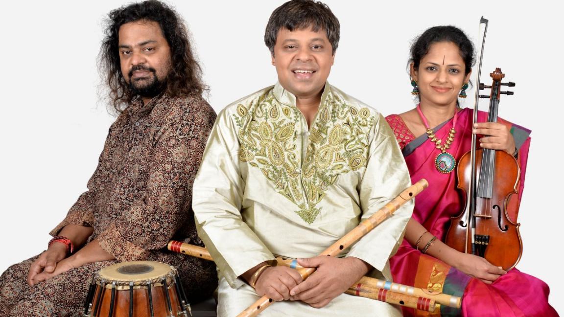 Shashank Subramaniam - Fabulous Flute