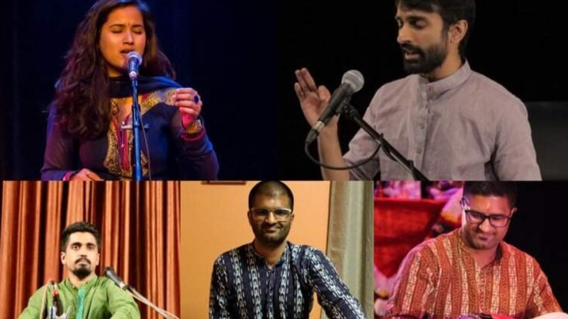 Carnatic-Hindustani NexGen Artists