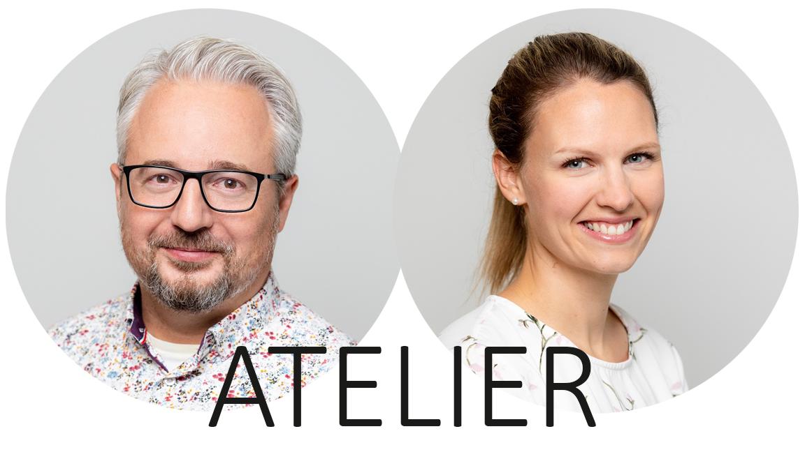 Atelier d'Émilie Pelletier et Didier Dubois