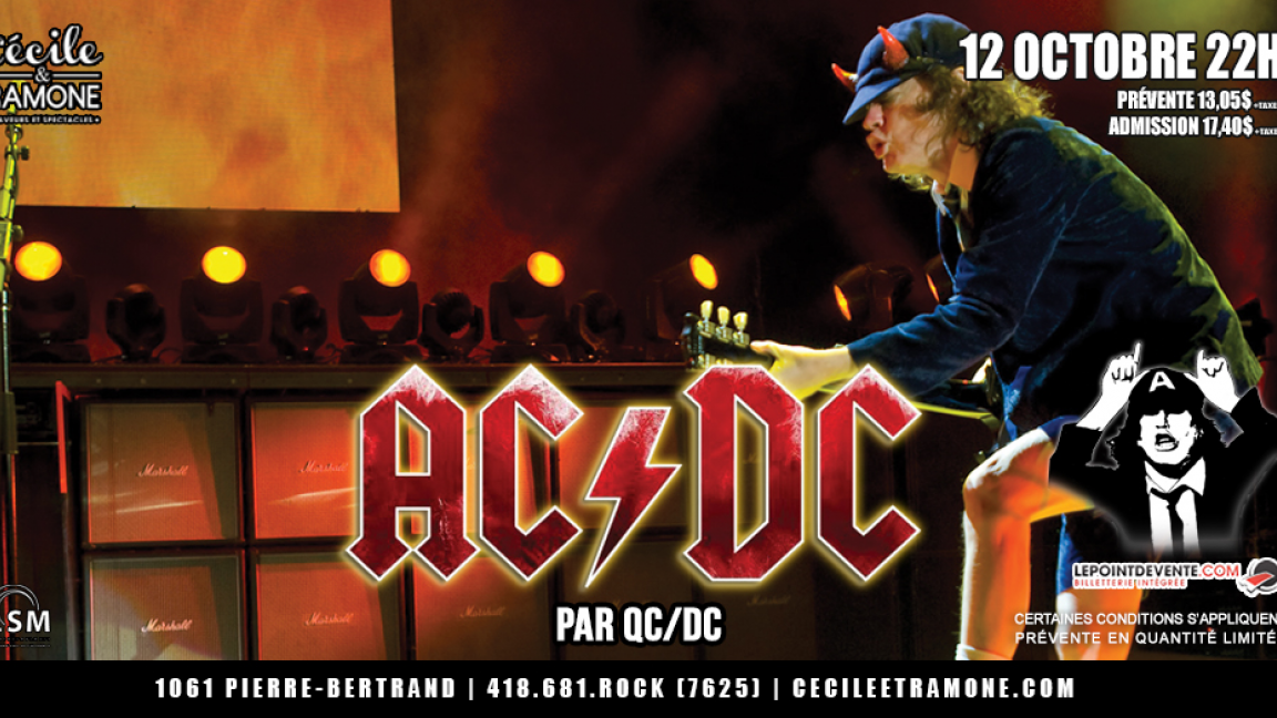 HOMMAGE AC/DC