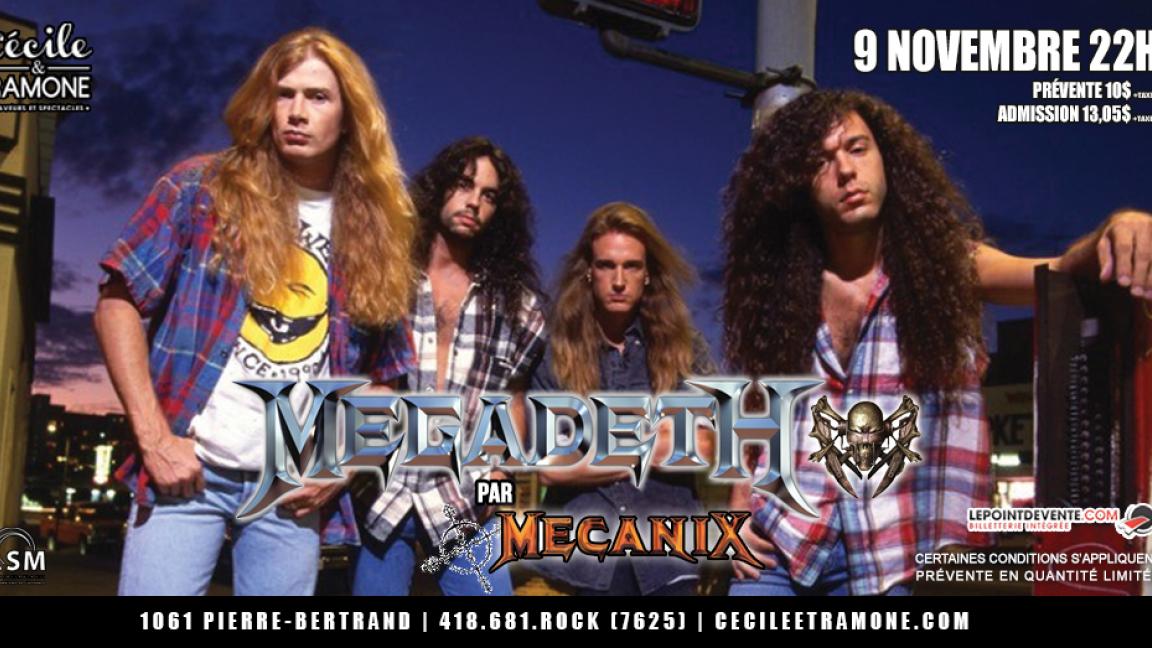 Hommage à Megadeth