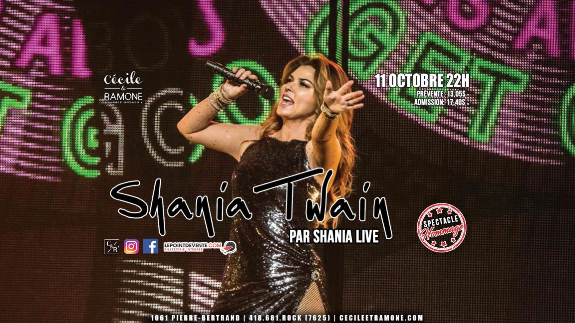 Hommage à Shania Twain