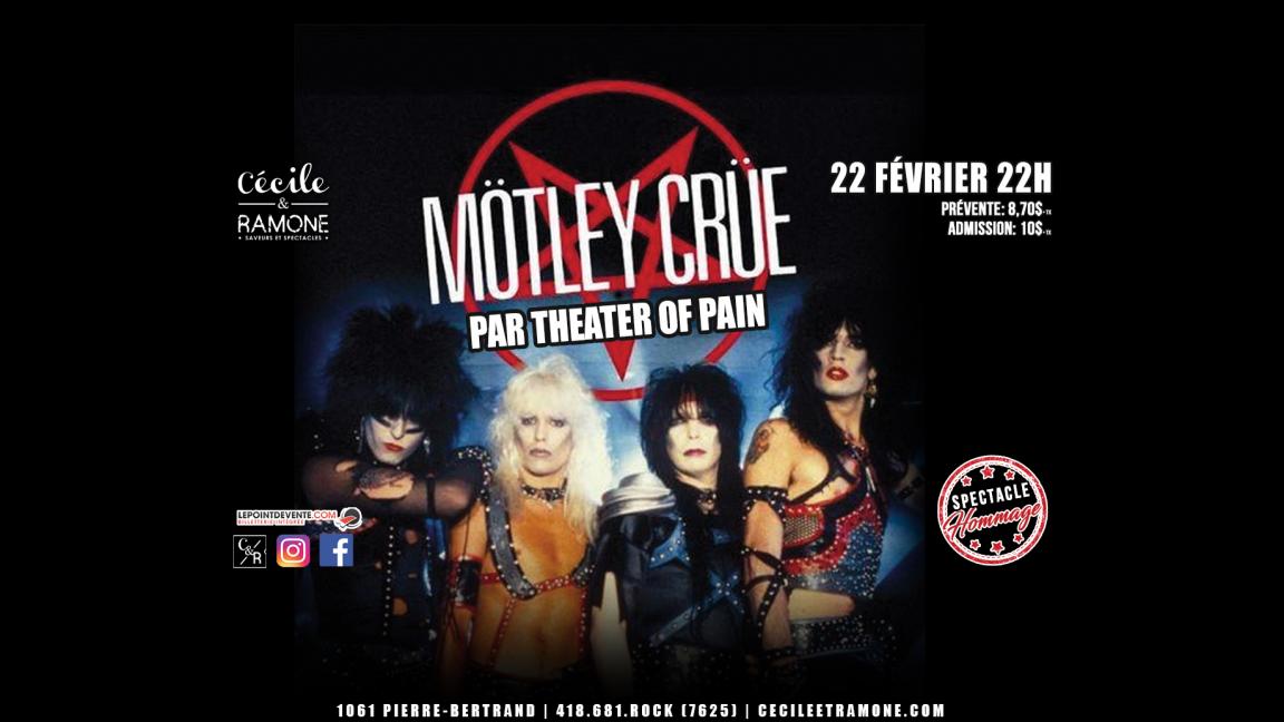 Hommage à Motley Crüe