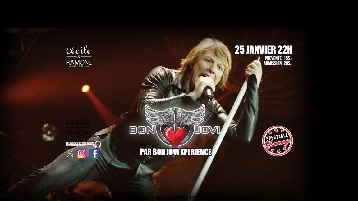 Hommage à Bon Jovi