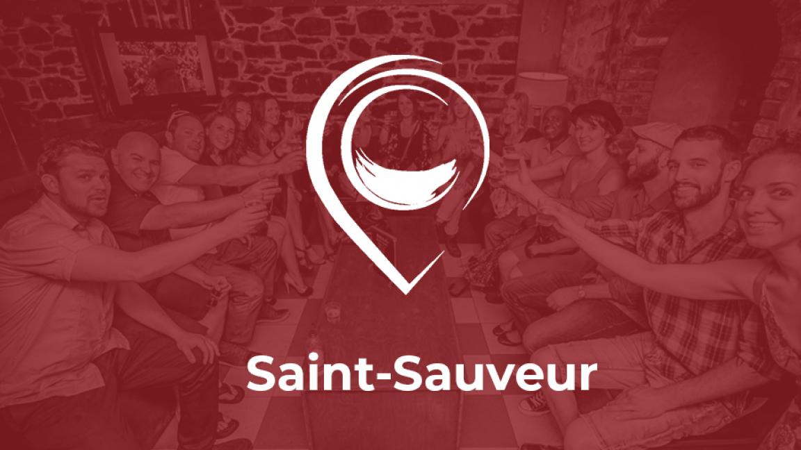 Parcours Saint-Sauveur
