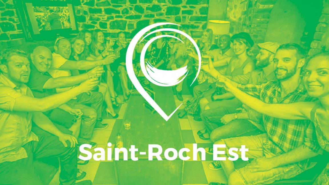 Parcours Saint-Roch Est