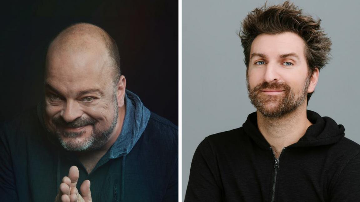 Sylvain Larocque & Jean-Thomas Jobin