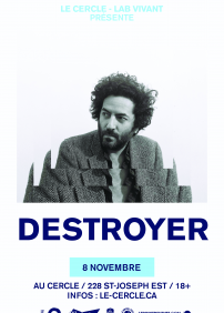 Destroyer + Jane Ehrhardt