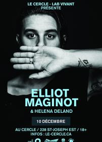 Elliot Maginot + Helena Deland