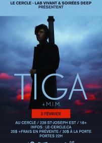 TIGA + M.I.M.
