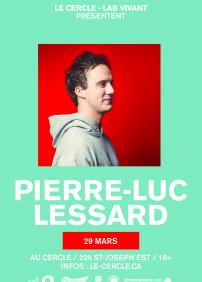 Pierre-Luc Lessard + Alicia Deschênes