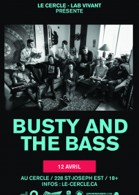 Busty and the Bass + Funk Connection