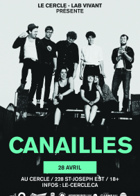 Canailles + Olivier Bélisle