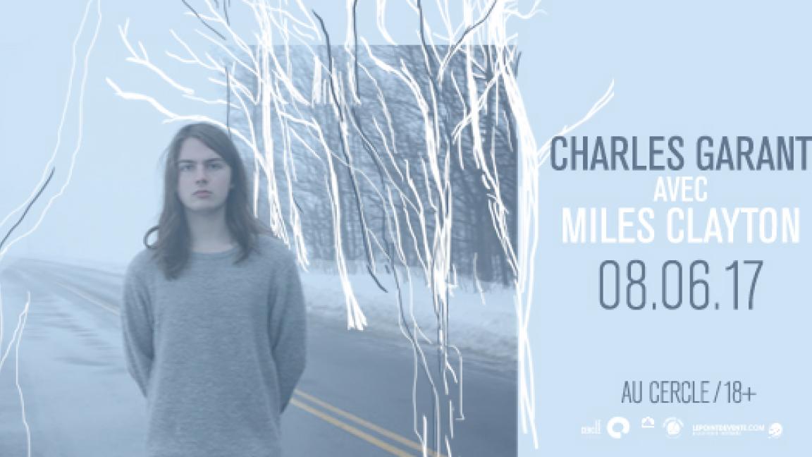 Charles Garant + Miles Clayton + Vicky Jolin