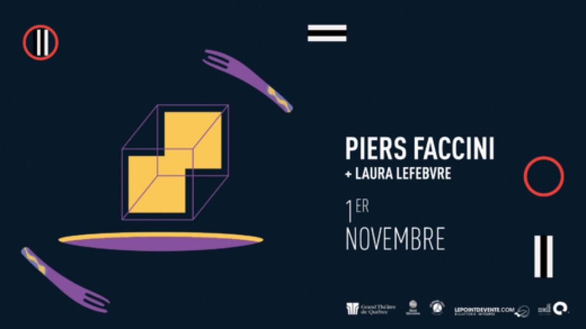 Piers Faccini + Laura Lefebvre