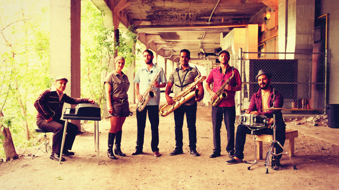 The Souljazz Orchestra + Gypsy Kumbia Orchestra