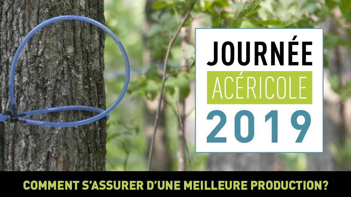 Journée acéricole 2019 (Sainte-Marie)