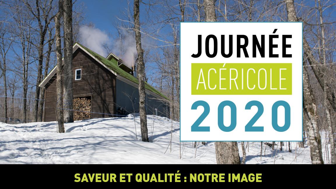 Journée acéricole 2020 (Sainte-Marie)