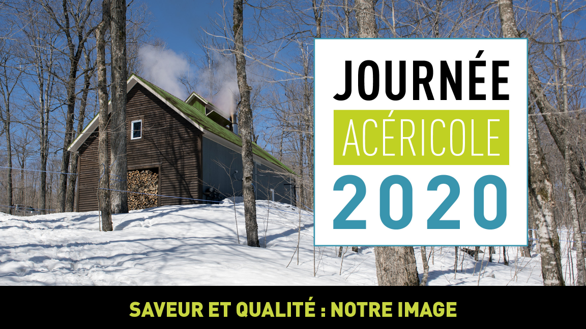 Journée acéricole 2020 (Montmagny)