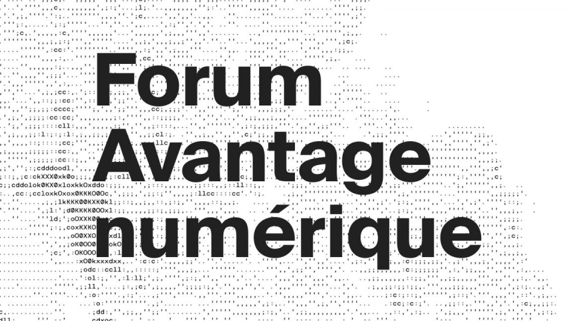 Passeport Forum Avantage Numérique 2021