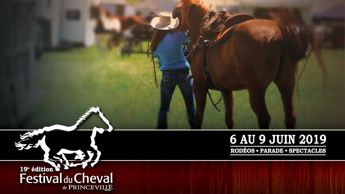 Festival du Cheval de Princeville - 6 au 9 juin 2019