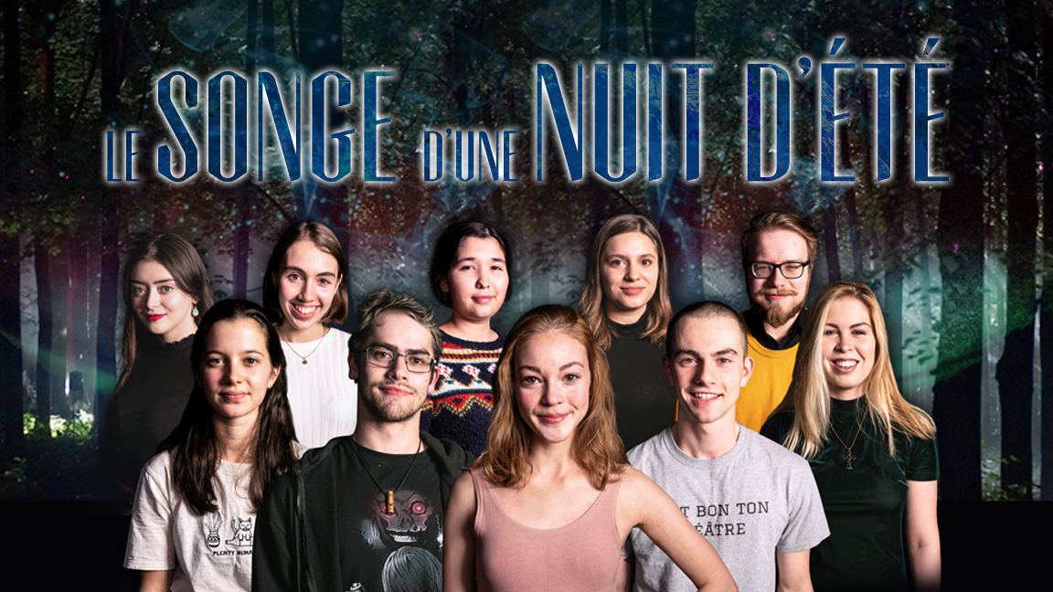 LE SONGE D'UNE NUIT D'ÉTÉ