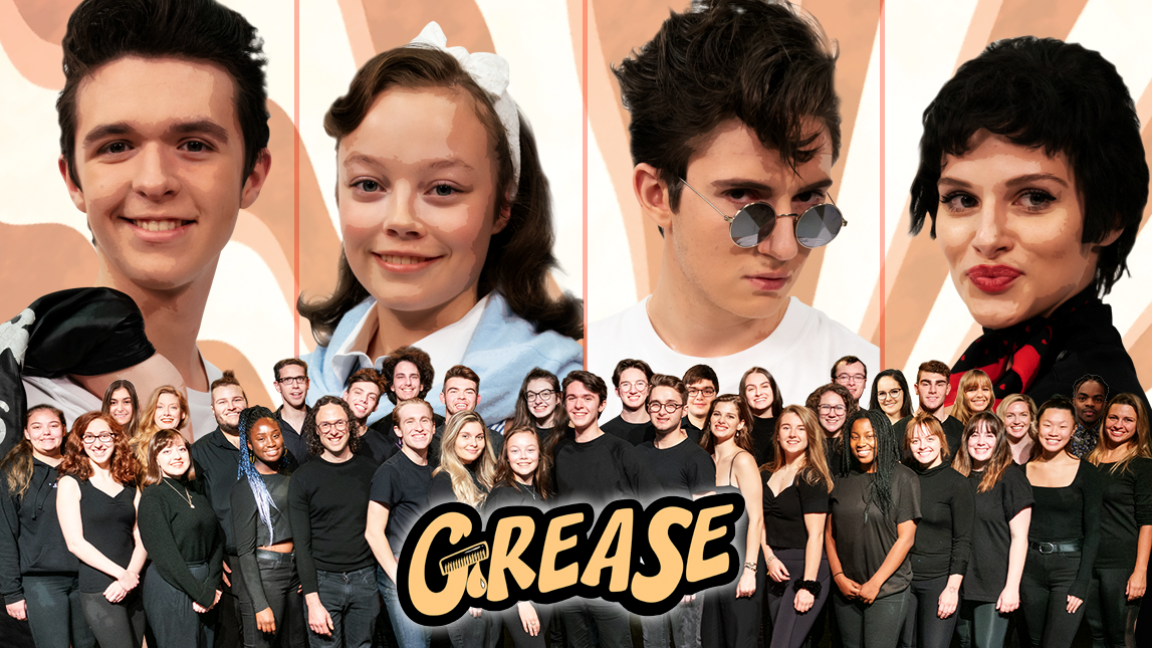 GREASE - Comédie musicale