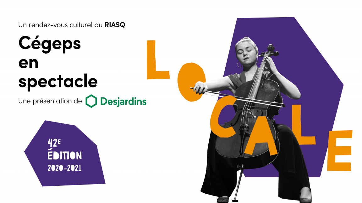 Finale Locale Cégeps en spectacle du Cégep Garneau - Spectacle virtuel