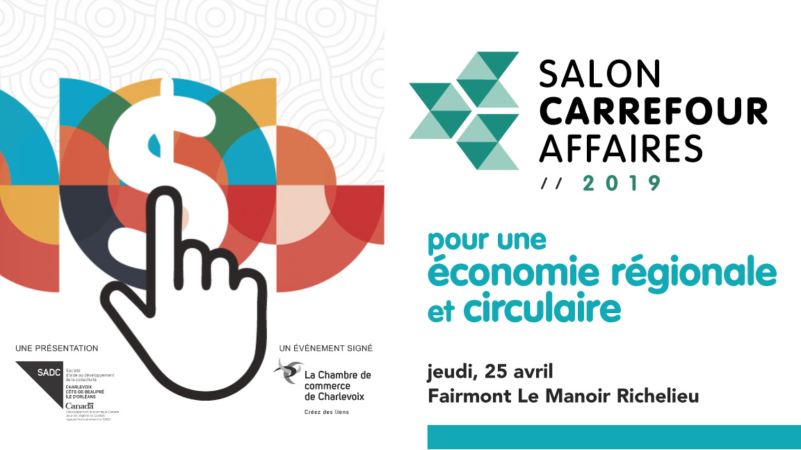Salon Carrefour Affaires 2019