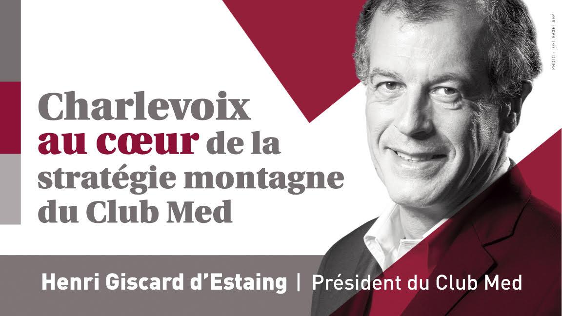 Petit déjeuner-conférence avec Henri Giscard d'Estaing