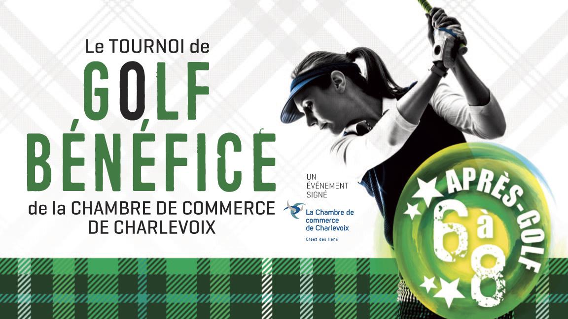TOURNOI DE GOLF BÉNÉFICE 2019