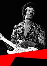 Hommage à Jimi Hendrix