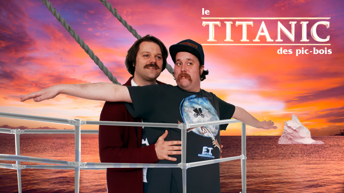 Le Titanic des Pic-Bois (Montréal)