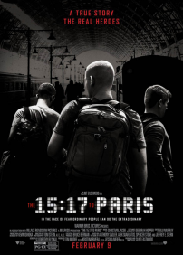 ( The 15:17 to Paris Salle VIP 18+ )