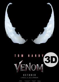 ( Venom VOA 3D Salle VIP 18+ )