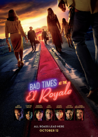 ( Bad Times at the El Royale Salle VIP 18+ )