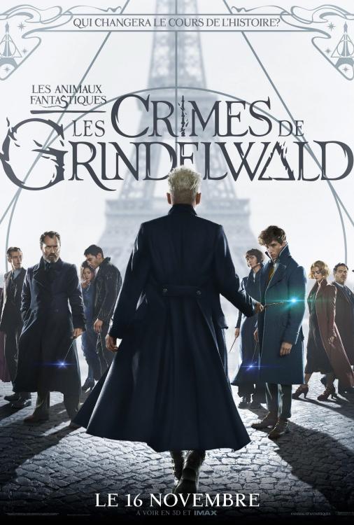 Animaux fantastiques, Les - Les crimes de Grindelwald