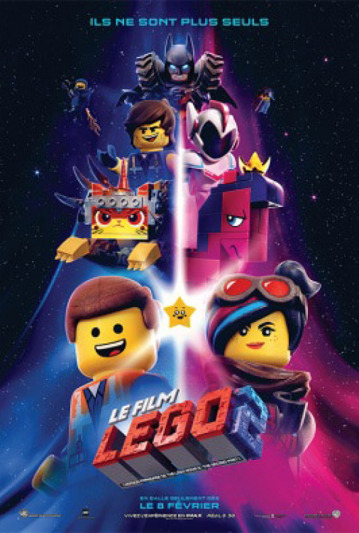 Film Lego 2, Le