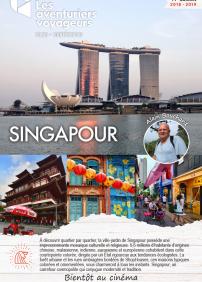 Ciné Voyage Singapour