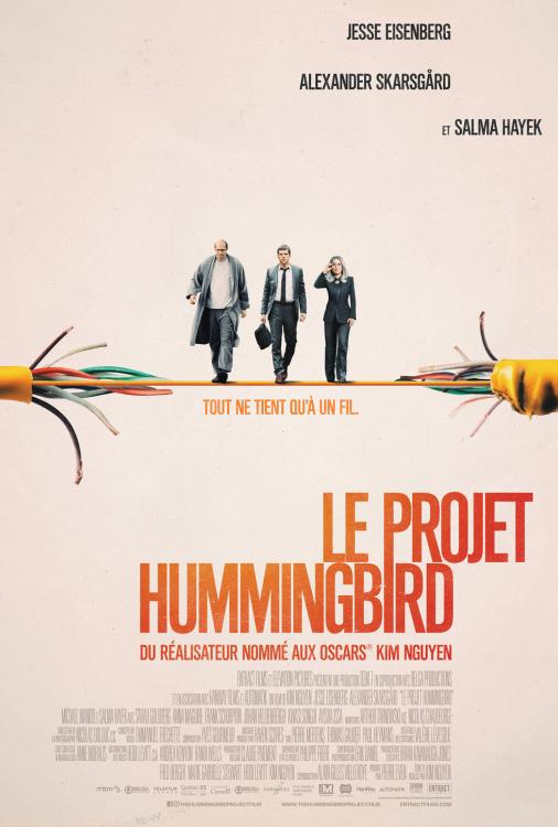 Le Projet Hummingbird V.F.