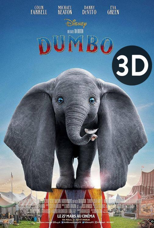 Dumbo 3D V.F.