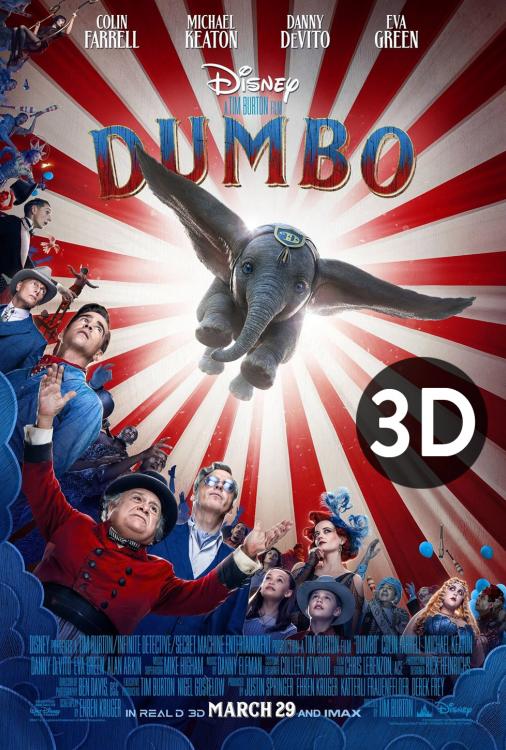 Dumbo. 3D V.O.A.
