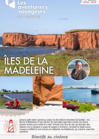 Ciné Voyage Îles de la Madeleine