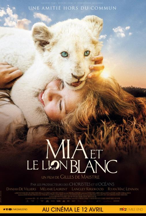 Mia et le lion blanc V.F.