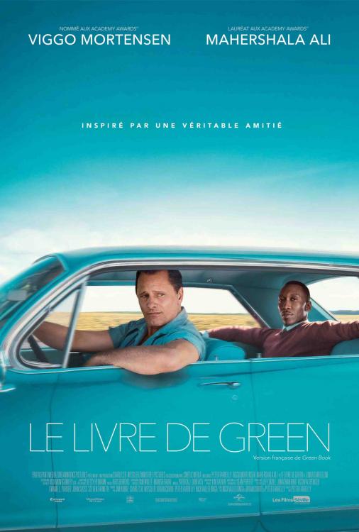 Le Livre de Green V.F.