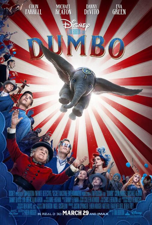 Dumbo. V.O.A.