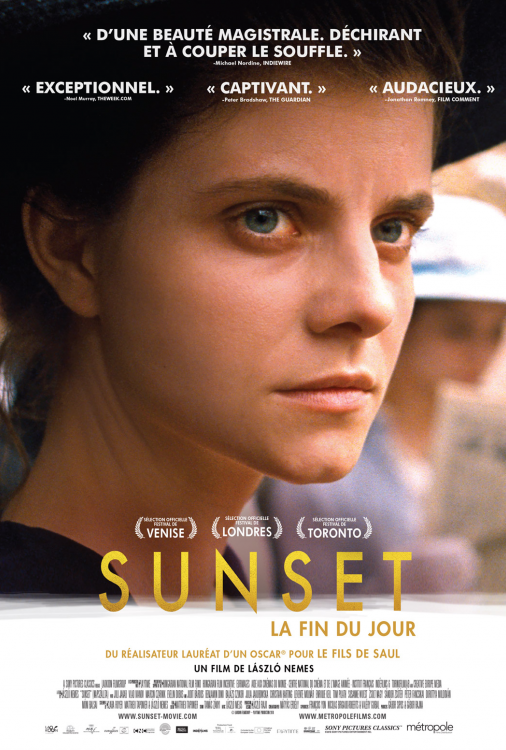Sunset - La fin du jour V.O.S.-T.F.