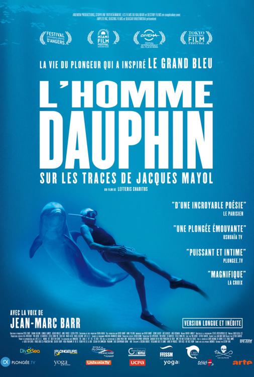 Homme dauphin, L' - Sur les traces de Jacques Mayol